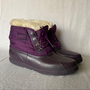 Sorel Kaufman Canada Snow Boots Size 11